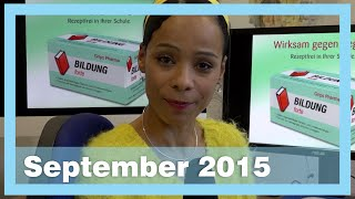 4. Sendung Channel Welcome September 2015
