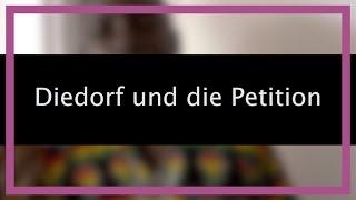 Diedorf und die Petition – Die Gemeinde bei Augsburg und ihr Engagement für Flüchtlinge.
