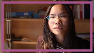 Ling, die Maschinenbaustudentin aus Guangzhou