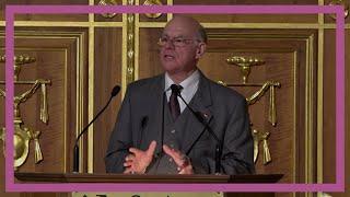 Prof. Norbert Lammert, der Goldene Saal, die Religionen und die Gewalt – und Navid Kermani