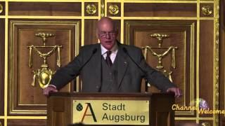 Bundestagspräsident Prof. Norbert Lammert – Vortrag zum Thema Religionen und Gewalt (in voller Länge)