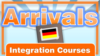 Arrivals #2 – Integration Courses [English] Die Integrationskurse in Deutschland