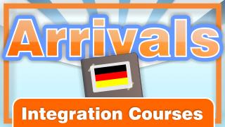 Arrivals #2 – Integration Courses [English] Die Integrationskurse in Deutschland