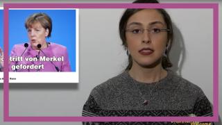 Kurznachrichten aus Deutschland von Carolina Azevedo Januar 2016