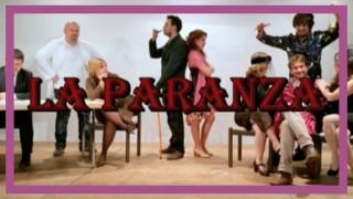 """LA PARANZA – Die italienische Theatertruppe aus Augsburg mit """"Vado per vedove"""""""