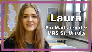 Laura  – Ein Mädchen aus der Mädchenrealschule St. Ursula in Augsburg und ihr Einsatz für Andere.