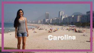 Carolina – Unser Mädchen aus Rio