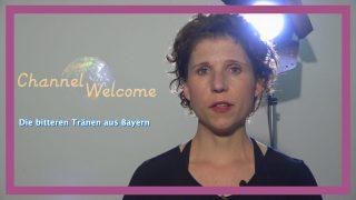 Die bitteren Tränen aus Bayern – Kommentar von Tina Tanšek