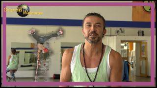 Dergin Tokmak-Der Tänzer auf Krücken