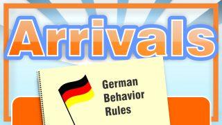 Behavior Rules in Germany (Wie verhalte ich mich in Deutschland richtig)