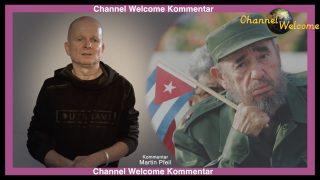 El Máximo Líder Kommentar von Martin Pfeil zum Tode von Fidel Castro
