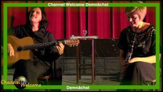 Susanne Ortner & Tcha Limberger (Das gibt es demnächst bei Channel Welcome)