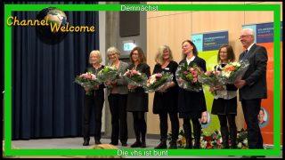 Neujahrsempfang der Dozenten an der Volkshochschule Augsburg