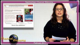 Nachrichten aus Deutschland und der Welt von Aylin Dericioglu – Februar 2017