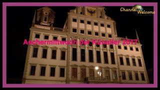 Aschermittwoch der Künstler 2017 im Goldenen Saal in Augsburg