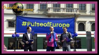 Pulse of Europe – Auch in Augsburg