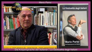 Mario Parisi – Die Körpersprache der Italiener / La Gestualità degli Italiani