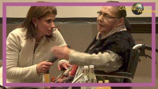 Marcella Reinhardt, Romani Rose und der Regionalverband Deutscher Sinti & Roma