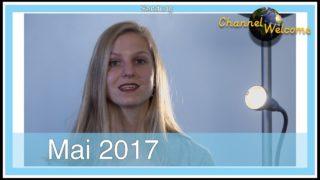 """22.  Sendung Channel Welcome mit Interview eines Mitglieds des Flüchtlingsrats zum Thema """"Schleuser""""."""