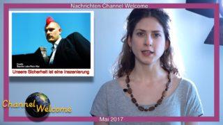 Nachrichten aus Deutschland und der Welt von Elena Gugliuzzo – Mai 2017