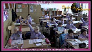 """""""Friedrich Schiller"""" – Eine deutschsprachige Schule in Russe"""