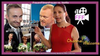 FrauenFilmenFrauen vs. Netflix und Co. – Filmvorhaben nach einem Drehbuch von Stefan Raab und Jan Böhmermann