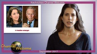 Kurznachrichten aus Deutschland und Europa von Elena Gugliuzzo September 2017