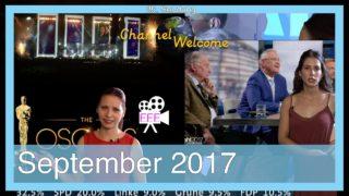 """25. Sendung Channel Welcome. U.a. mit einer Bilanz zu: """"Wir werden uns unser Land zurück holen"""""""