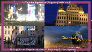 14 Tage im September (Augsburg bleibt wach!)