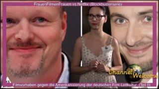 Deutsche Filmleitkultur vs. Netflix – Blockbuster. Regie:Helmut Dietl Teil II