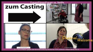 Deutsche Filmleitkultur vs. Netflix und Co. – Teil III: Die TV-Reporterin und Jamie Bond