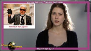 Kurznachrichten aus Deutschland und Europa von Elena Gugliuzzo November 2017