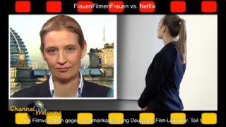 Deutsche Filmleitkultur vs.  Netflix. Teil V (Der bevorstehende Parteitag in Augsburg)