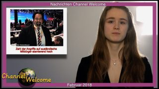 Kurznachrichten aus Deutschland, Europa und der Welt von Natalie Weyda Februar 2018