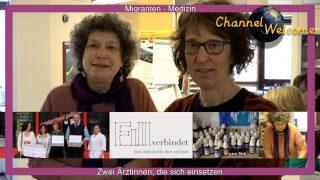 Zwei Ärztinnen aus Augsburg, die sich einsetzen