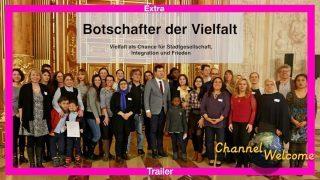 Botschafter der Vielfalt – Das Freiwilligen-Zentrum Augsburg (Trailer)