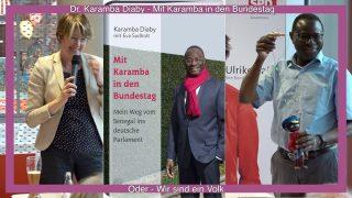 Dr. Karamba Diaby. Mit Karamba in den Bundestag – Oder: Wir sind ein Volk