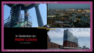 """Hamburg – Das Tor zur Welt – """"Wer diese Werte nicht vertritt, kann dieses Land jederzeit verlassen"""""""