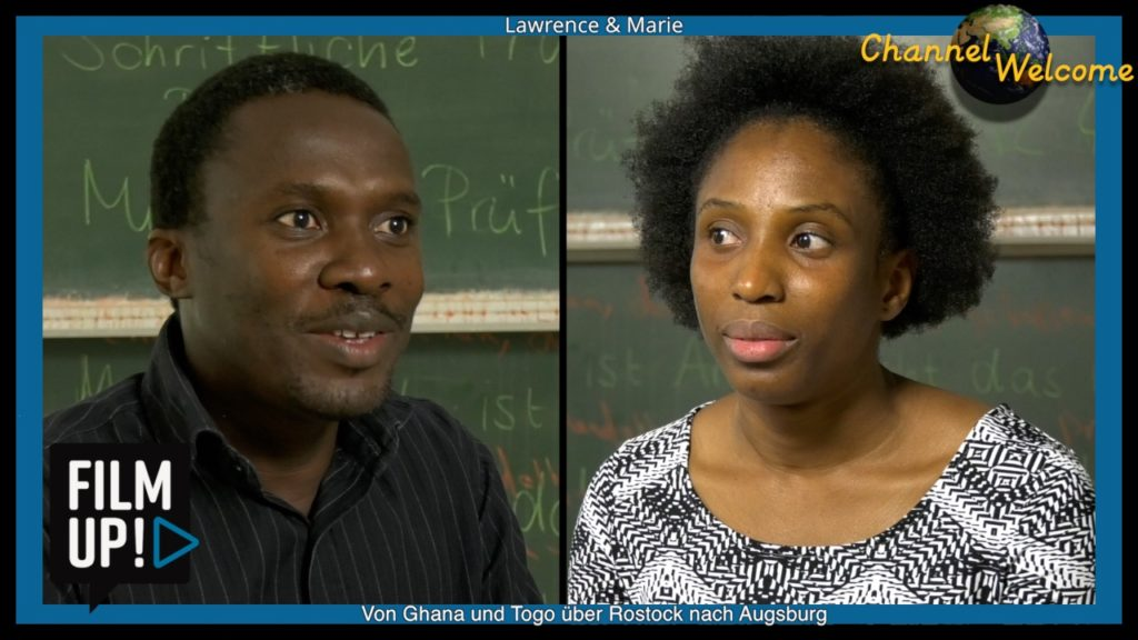 Lawrence & Marie