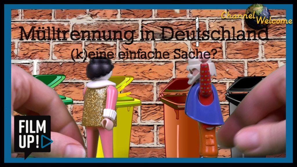 Mülltrennung in Deutschland (k)eine einfache Sache?