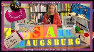 """Augsburg 2040-Utopien einer vielfältigen Stadt (Trailer zum EU-Projekt """"Zusammen in Augsburg""""(ZUSA))"""