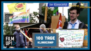 100 Tage Klimacamp Augsburg