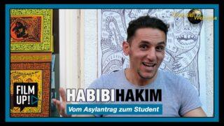 HABIBI HAKIM – Vom Asylantrag zum Student an der Katholischen Hochschule München